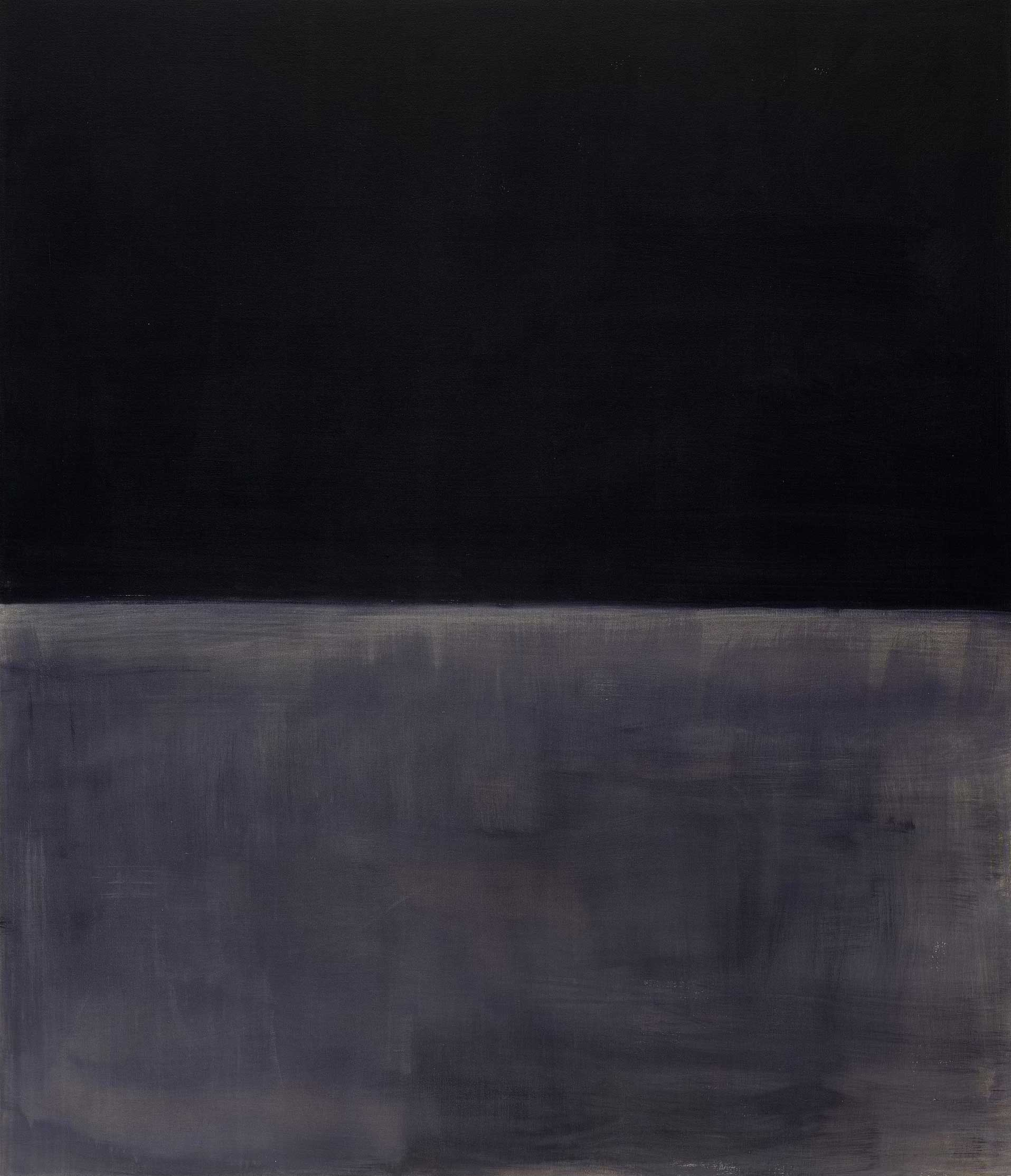 Mark Rothko, Untitled (Black and Grey)